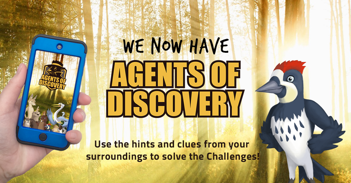 Agents of Discovery banner